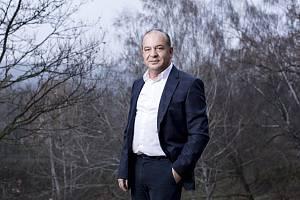 Sotirios Zavalianis, zakladatel a majitel společnosti AKESO Holding.