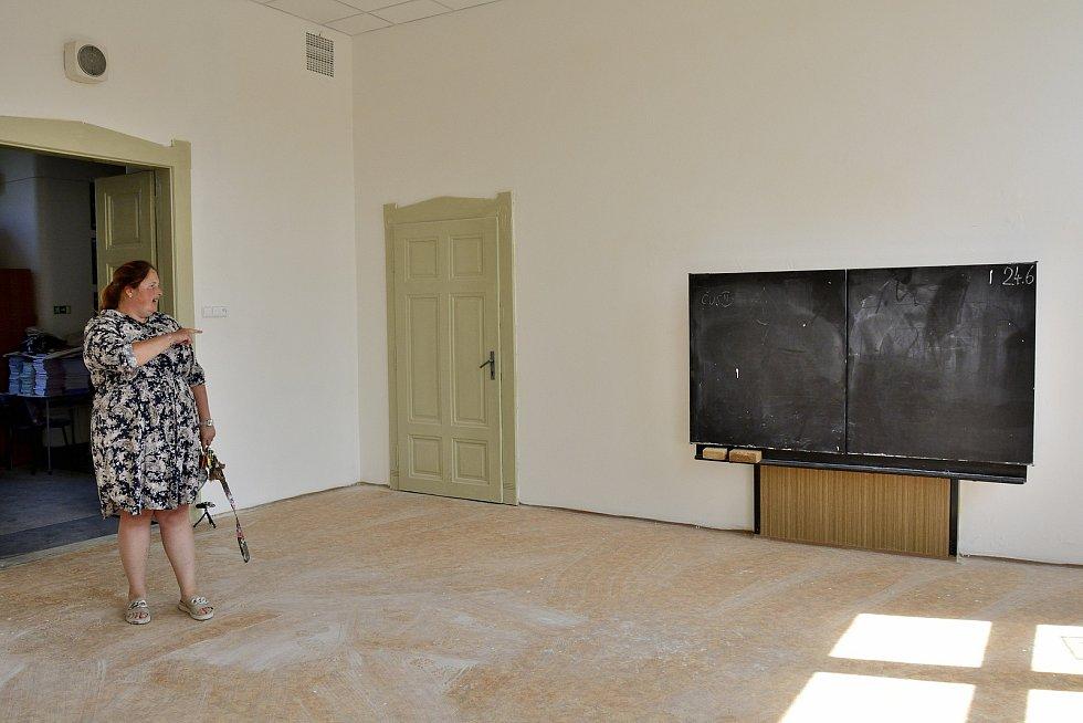 Rekonstrukce tříd