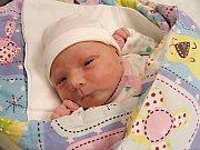 KATEŘINA Šemberová se narodila 15. dubna 2018. Z prvorozené dcerky Kačenky se radují rodiče Jana a Petr.