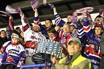 Berounští hokejisté budou potřebovat podporu fanoušků.