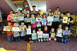Vzpomínání dětí ze školní družiny v berounském Závodí na spisovatelku Boženu Němcovou