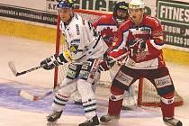 Berounští Medvědi na Liberec nestačili