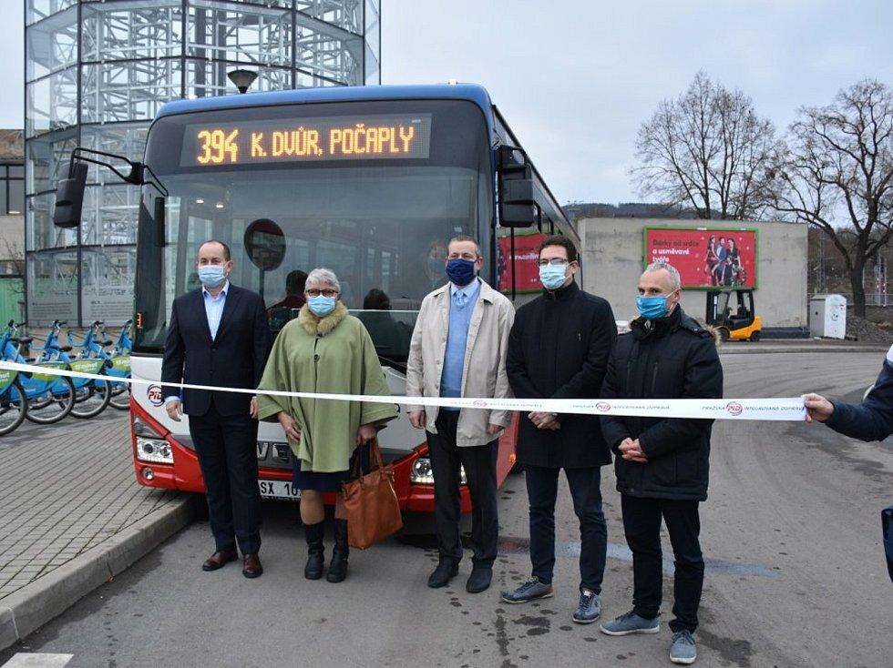 Berounsko patří už do Pražské integrované dopravy.