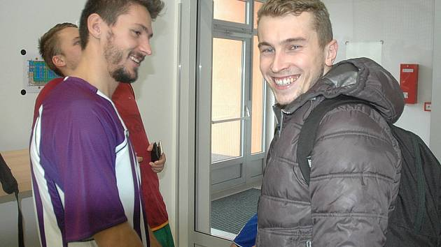 ON-LINE: Zeptejte se fotbalisty Jiřího Mareše