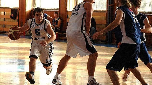 Berounští basketbalisté vyhráli o víkendu oba zápasy