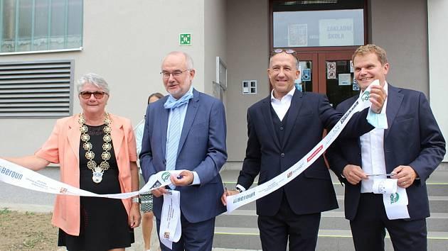 Po vyučování se otevřely dveře ZŠ Komenského na Závodí pro širokou veřejnost.