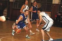Berounští basketbalisté porazili Domažlice 76:53