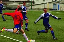 Fotbal: Fotbalista okresu 2012, nominovaný Jaroslav Šlechta