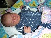 LUKÁŠ Faigl z Berouna se narodil 1. dubna 2018, vážil 3,20 kg a měřil 47 cm. Rodiče přivedli prvorozeného syna Lukáška na svět společně.