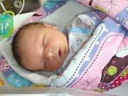 DANIEL Neubauer, první miminko manželů Andrey a Jana z Berouna prvně pohlédl na svět 30. března 2017. Danielovi sestřičky na porodním sále navážily krásných 4,06 kg a naměřily 52 cm. Rodina má domov v Berouně.