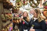 Jarní hrnčířské a řemeslné trhy v Berouně.