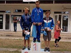 Dálkovým plavcům Lokomotivy Beroun se v probíhající sezoně velmi daří. Důkazem je několik získaných medailí.