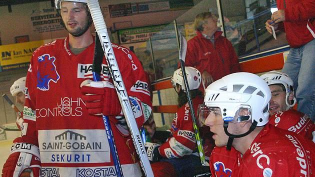 Berounští hokejisté i v druhém vzájemném přípravném utkání dokázali zdolat Havlíčkův Brod