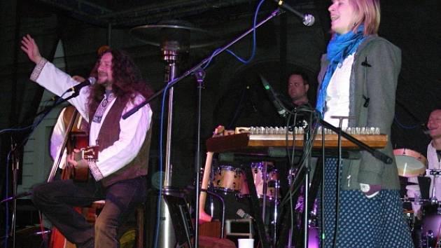 Tradiční adventní koncert v Berouně.