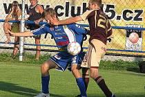 Králův Dvůr - Dukla Praha 0:0, na penalty 1:4