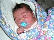 ELENA Zíková z Bavoryně se prvně rozkřičela do světa v neděli 10. září 2017 v hořovické porodnici, vážila 3,79 kg a měřila 49 cm. Elenku bude dětským světem provázet bratříček Kubíček (3,5 roku).