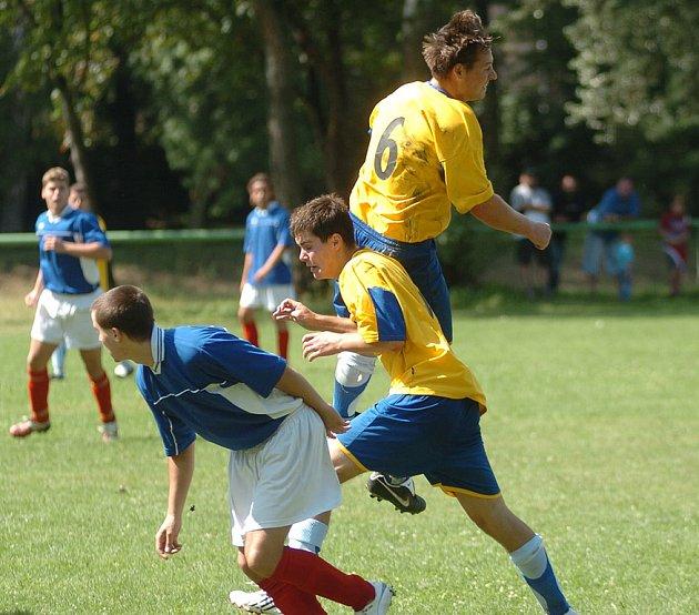Trubín vyhrál na půdě ČLU Beroun 3:0.