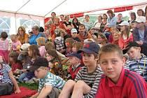 Loutkofest v Černíně
