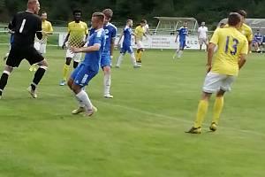 Divize: Hořovice - Jindřichův Hradec 0:1