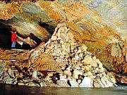 Koněpruské jeskyně jsou přístuné denně