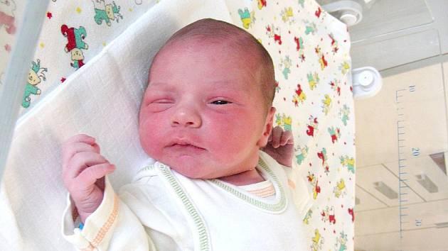 Honzík Šustr se narodil ve středu 5. května a rodiče Vlasta a Jan ho přivítali na světě společně. Po porodu Janovi navážily sestřičky v porodnici 3,77 kg a naměřily 53 cm. Vyrůstat bude Honzík se svým bráškou Vašíkem (2 r. 1 m.).