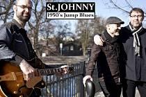 St. Johnny je jedinou českou kapelou hrající hudební styl jump-blues 50. let