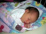 HOLČIČKA Tereza se narodila 5. května 2018 a vážila 3,17 kg. Maminka Iryna a tatínek Mykola si dcerku Terezku odvezli z porodnice domů do Rudné u Prahy.