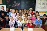 1. třída Základní školy v Komenského ulici v Berouně – Závodí