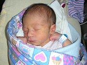 MARKA Černého z Příbramě přivedla na svět maminka 10. listopadu 2017 v hořovické porodnici. Marečkovy porodní míry byly 48 cm a 2,88 kg.