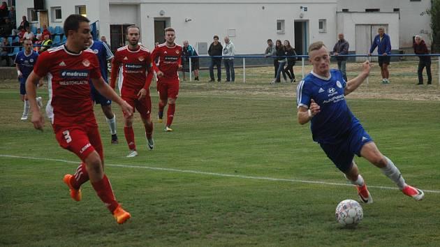 Hořovicko se doma proti obraně Klatov neprosadilo.