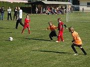Skupina A okresního přeboru mladších fotbalových přípravek už skončila.