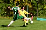 Na utkání Nový Jáchymov - Chyňava přišlo 240 diváků.