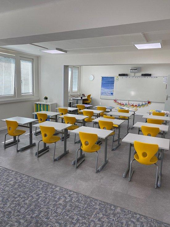 Otevření Základní školy VIA Beroun.