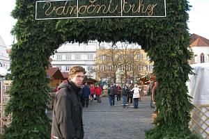 Vánoční trhy v Berouně