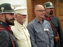 Výstava v berounském muzeu je věnována osobě T. G. Masaryka.