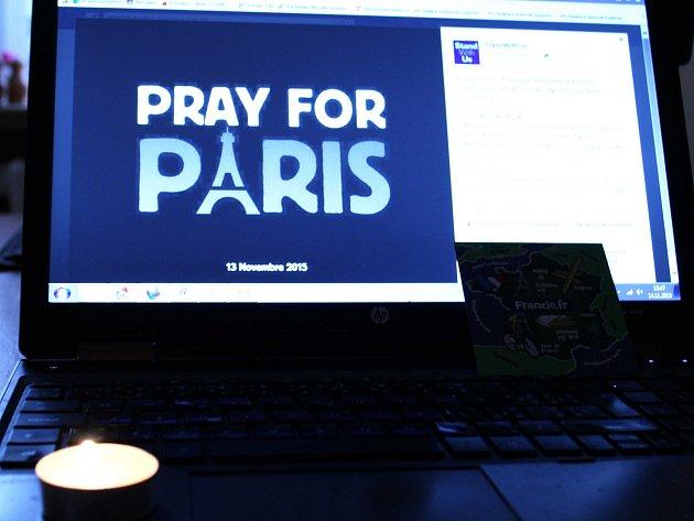 Modlitba pro Paříž