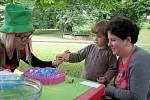 Zahradní slavnost v parku zámku Hořovice