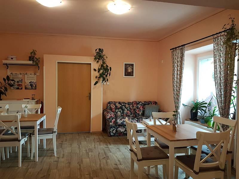 Kavárna Včera Hořovice.