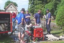 Sbor dobrovoných hasičů Jivina