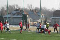Fotbalová příprava: Brozany - Hořovicko 4:0