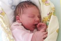 Manželé Ondra a Naďa Rynešovi se radují z malé Adélky, která se v hořovické porodnici narodila ve čtvrtek 7. května. Adélka poprvé spatřila svět  s mírami 49 cm a 3,5 kg. Doma je v Tuchoměřicích.