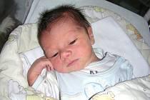Pěkné jméno Fabián vybrali rodiče Petra Karešová a Jan Šašek z Hudlic pro synka, kterého přivedli společně na svět 26. dubna. Fabiánovi sestřičky navážily po porodu 3,30 kg a naměřily 51 cm.