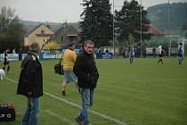 Spokojený trenér Ladislav Bobek