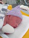 RODIČŮM Kláře Milfaitové a Stanislavovi Markovi, se v neděli 22. dubna v hořovické porodnici narodila holčička a dostala jméno Nela. Nelinka Marková vážila po příchodu na svět 2,40 kg a měřila 47 cm. Foto: Rodina