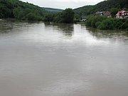 Povodně na Berounce a Litavce