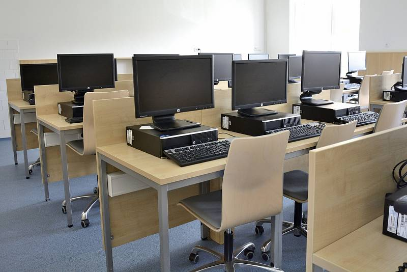 Nová IT učebna