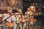 Akci zakončili bubeníci z Angoly a Konga