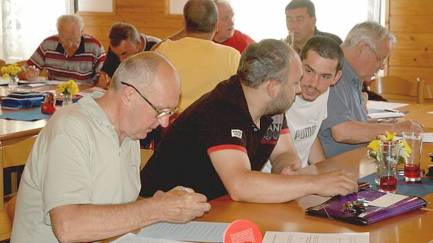 Seminář rozhodčích se konal v Tlustici