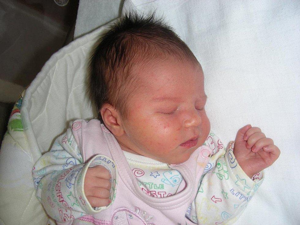 K synkovi Jeníčkovi (2) si Jitka Andrlíková a Jiří Doskočil pořídili druhé dítko, dcerku Elišku. Eliška se prvně koukla na svět 29. srpna a v ten den vážila 2,92 kg a měřila 48 cm. Domov má rodinka v Strašicích.