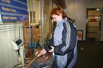 Většina lidí je se službami České pošty v Berouně spokojená.